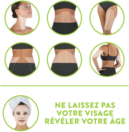 Comment appliquez le Body Wrap de It Works