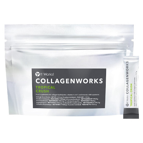 It Works CollagenWorks - Collagène hydrolysé en poudre