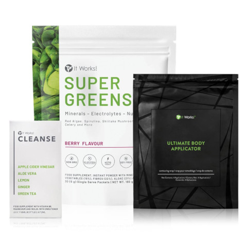 It Works Target Trio - Métamorphose Ultime