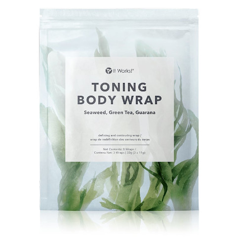 It Works Toning Body Wrap - Remodelage du corps