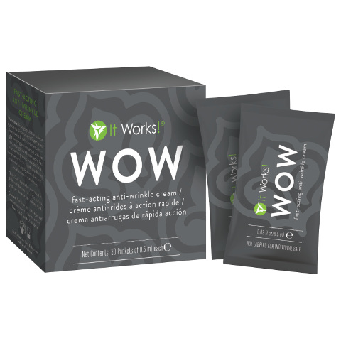 It Works WOW - Wipe Out Wrinkles