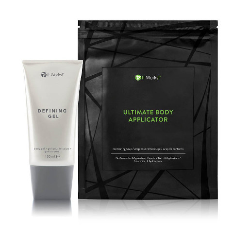 It Works Wrap Pack 2 - Métamorphose Ultime