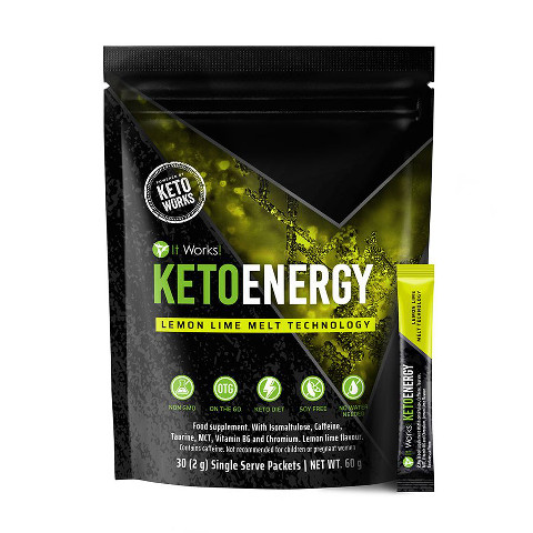 It Works Keto Energy