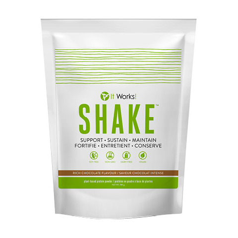 It Works Shake Chocolat - Shake de protéine